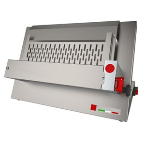 PIZZA DOUGH SHEETER - PIZZA ROLLING MACHINE - 1 SET OF ROLLERS - Mod. O 35 C - Roller length cm 34 - Power hp 0,50 - Single phase 230 V - CE approved