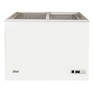 CHEST FREEZER - ENERGY SAVING - ENERGY RATING A+ - Mod. SD - Static cooling - Manual defrost - Temperature range -18º C